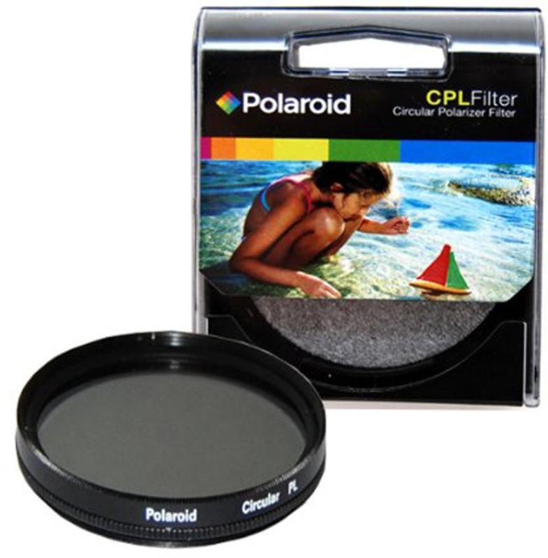 Polaroid PLFILCPL62 Polarizing Filter (CPL)(62 mm)