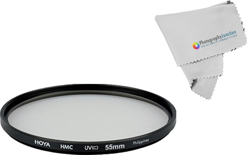 Hoya 55 HMC UVC Ultra Voilet UV Filter(55 mm)