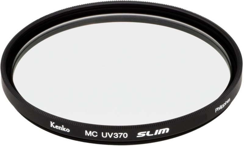 Kenko Smart Mc Uv370 Slim 52mm UV Filter(52 mm)