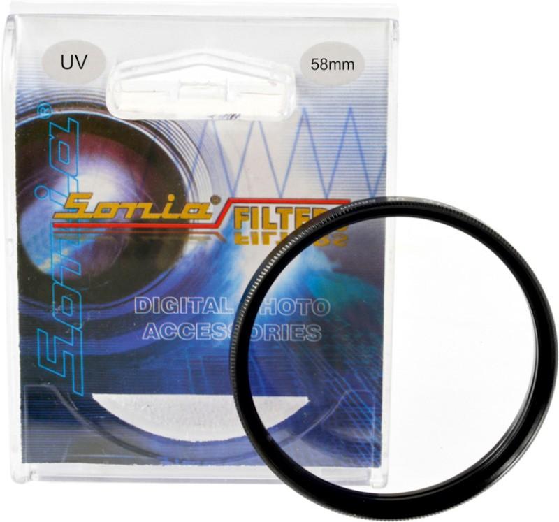 Sonia 58 mm UV Filter(58 mm)