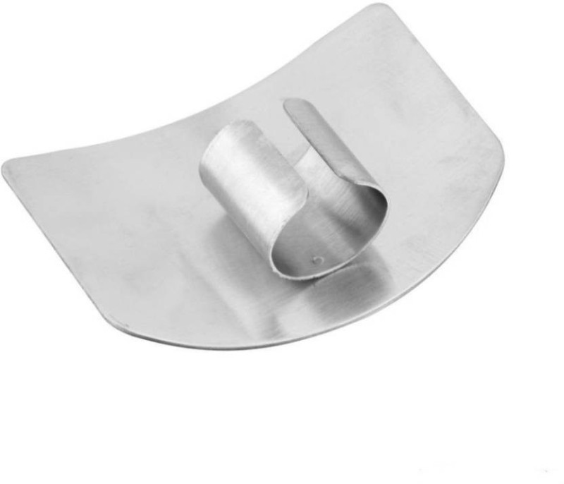 TRISHA Stainless Steel Finger Guard(3 cm Pack of 1)