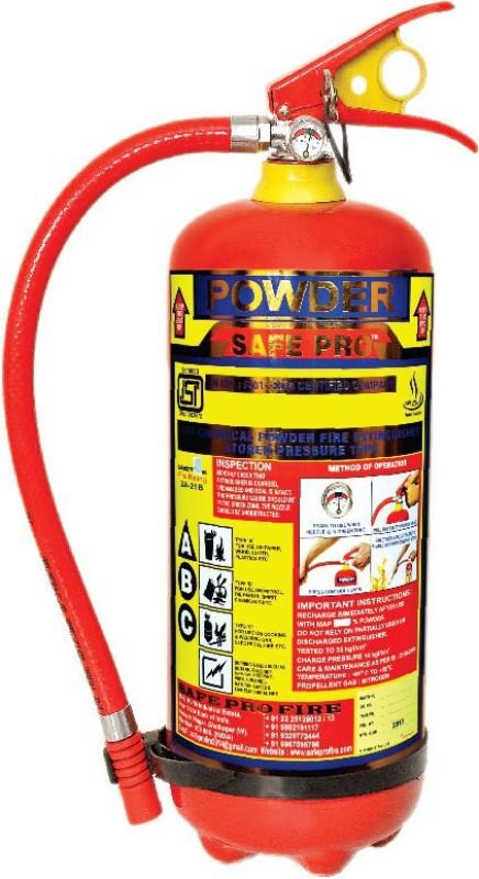 Safepro ABC 6Kgs Fire Extinguisher Mount(6 kg)