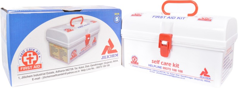 Jilichem SCK05 First Aid Kit(Vehicle, Home)