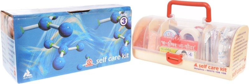 Jilichem SCK03 First Aid Kit(Vehicle, Home, Workplace)