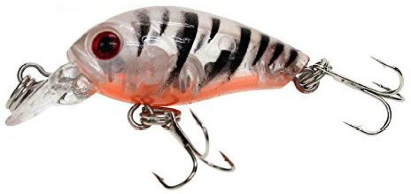 Futaba Hard Bait Plastic Fishing Lure(Pack of 1, Size 2)