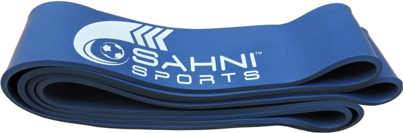 Sahni Sports Power Strength X Heavy Fitness Band(Blue, Pack of 1)