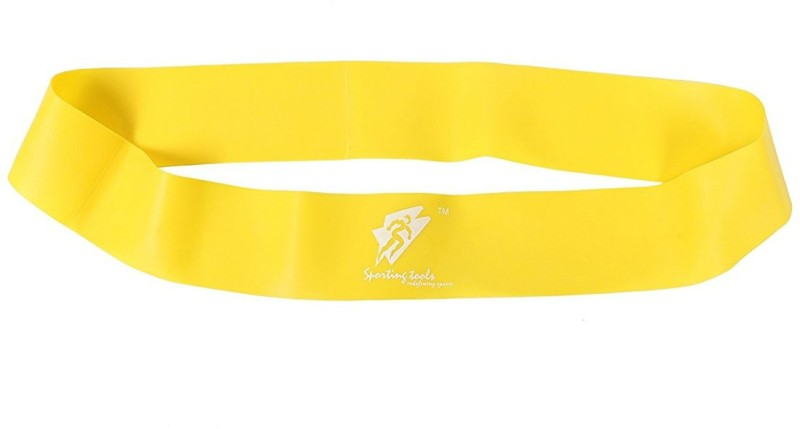 SPORTINGTOOLS FITLOOP Pilates Band(Yellow)