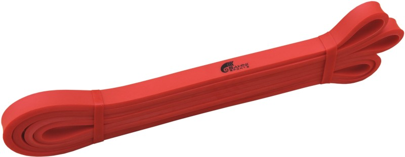 Sahni Sports Power Strength Light Fitness Band(Red, Pack of 1)
