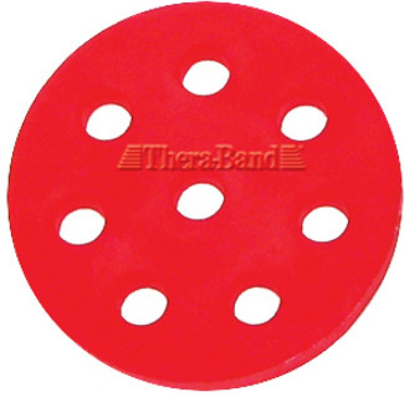 Thera-Band Xtrainer Hand Grip/Fitness Grip(Red)