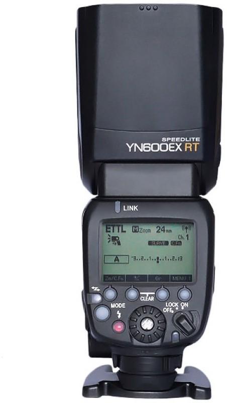 Yongnuo Wireless Speedlite YN-600EX-RT for Canon Flash(Black)