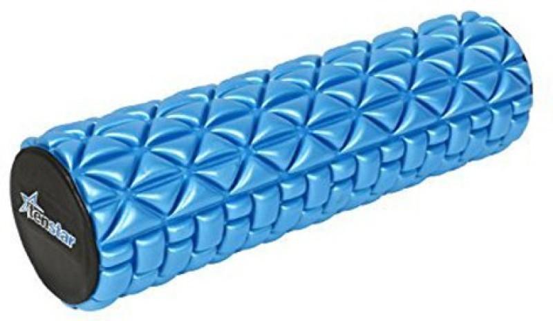 Tenstar Grid Foam Roller(Length 46 cm)
