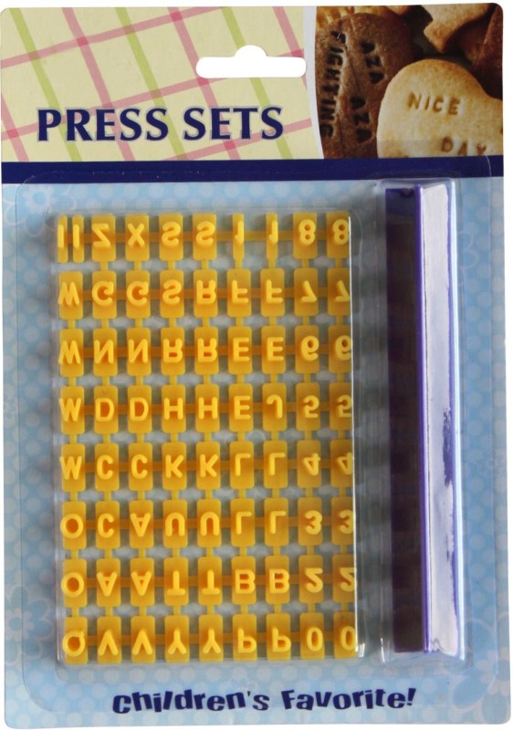 Evana Fondant Tool Kit(Pack of 73)