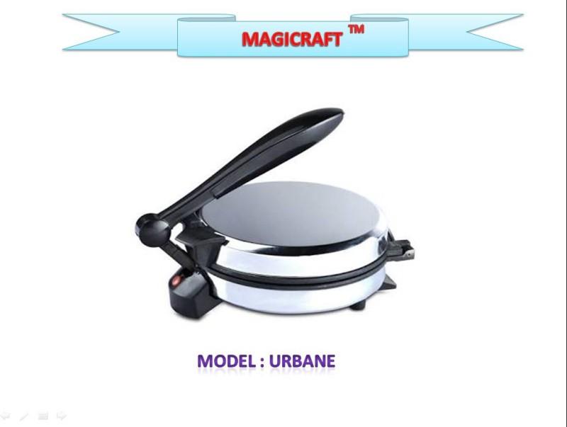 Magicraft Urbane Roti/Khakhra Maker(Silver)