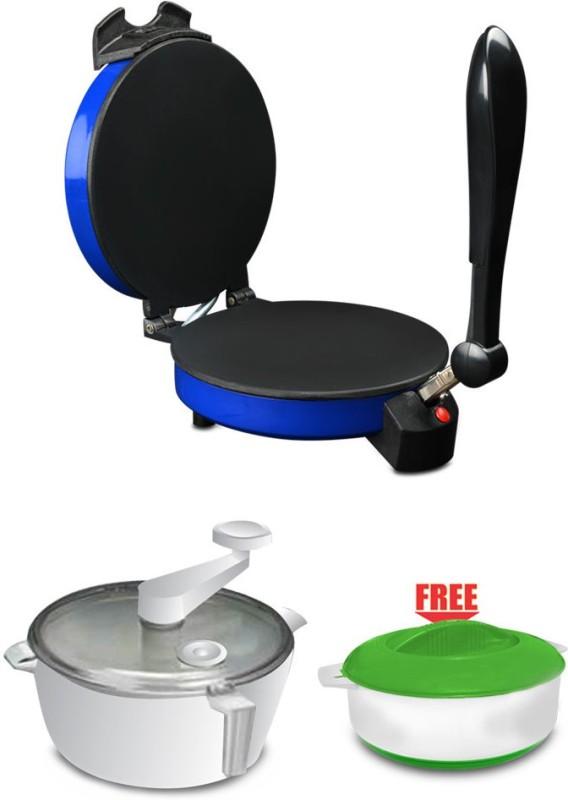 Spice Maxx Spice Maxx Roti Maker Roti/Khakhra Maker(Blue, Red, Cheery,...