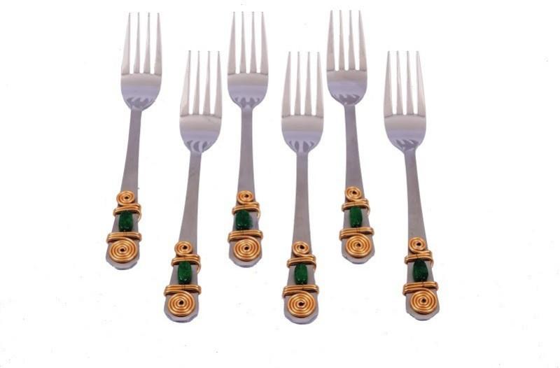 Jewelkraft Designs Steel Table Fork