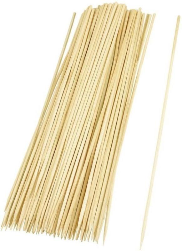 SYGA Disposable Bamboo Roast Fork, Fruit Fork Set(Pack of 400)