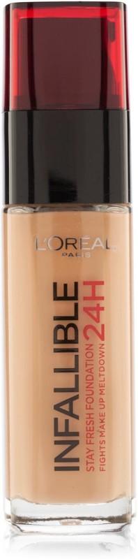 L'Oreal Paris Infallible Makeup Liquid Foundation(Amber - 300, 30 ml)
