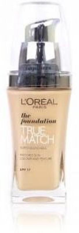 Loreal Paris True Match Super Blendable Makeup Foundation - 30 ml(Rose Vanilla - R2 C2, 30 ml)