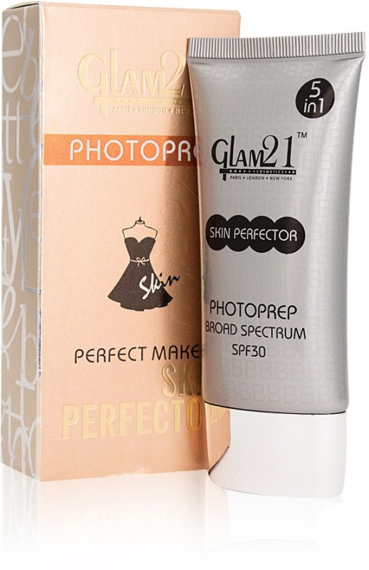 Glam 21 Perfect Make Up Skin Perfector  Foundation(PHGP, 50 g)