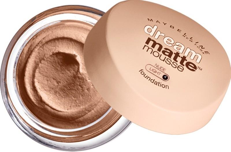 Maybelline Dream Liquid Mousse Foundation(Nude Beige, 18 g)
