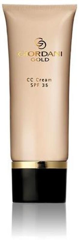 Oriflame Sweden Giordani Gold CC Cream SPF 35(Natural) Foundation(Brown, 40 ml)