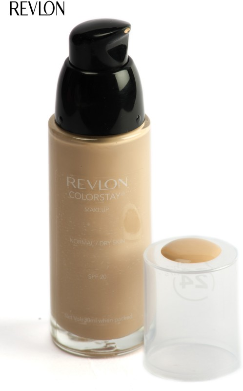 Revlon Colorstay Make Up Normal/Dry Skin (Spf-20) Natural Tan Foundation(Natural Tan, 30 ml)