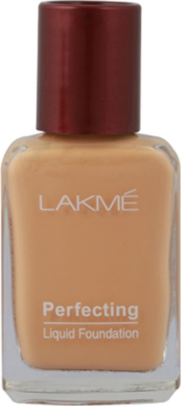 Lakme Perfecting Liquid Foundation(Marble, 27 ml)