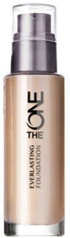 Oriflame Sweden The ONE EverLasting Foundation(Natural Beige, 30 ml)