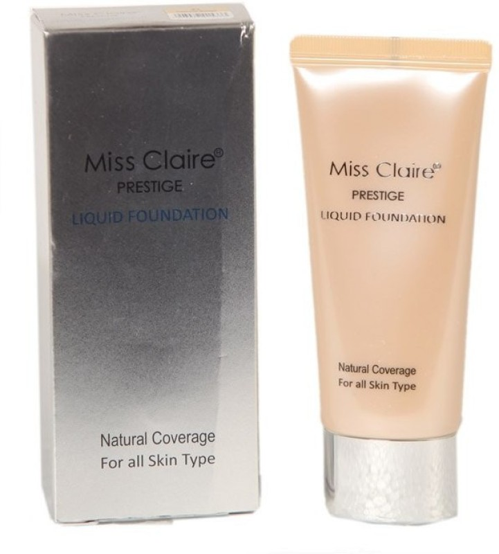 silky soft cream Prestige Liquid  Foundation(Skin beige, 30 ml)