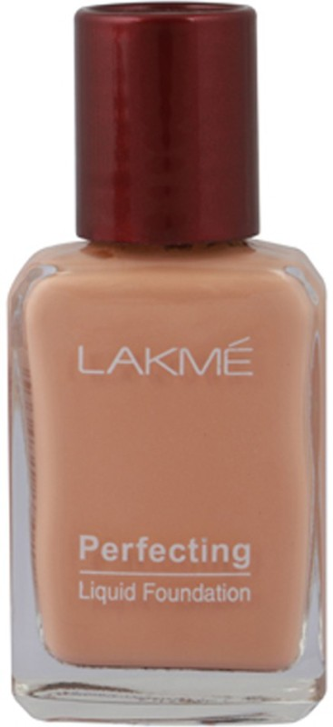 Lakme Perfecting Liquid Foundation(Natural Pearl, 27 ml)
