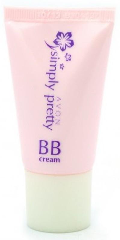 Avon Simply Pretty BB Cream Foundation(Light, 18 g)