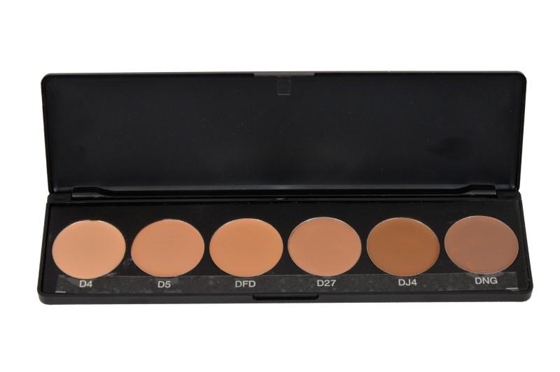 Star's Cosmetics Derma Series Colour Pallate Foundation(DJ4, D4, DFD, D27, D5, DNG, 24 ml)