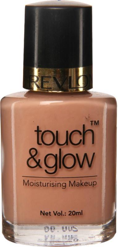 Revlon Touch & Glow Moisturising Makeup Foundation(Golden Mist - 7, 20 ml)