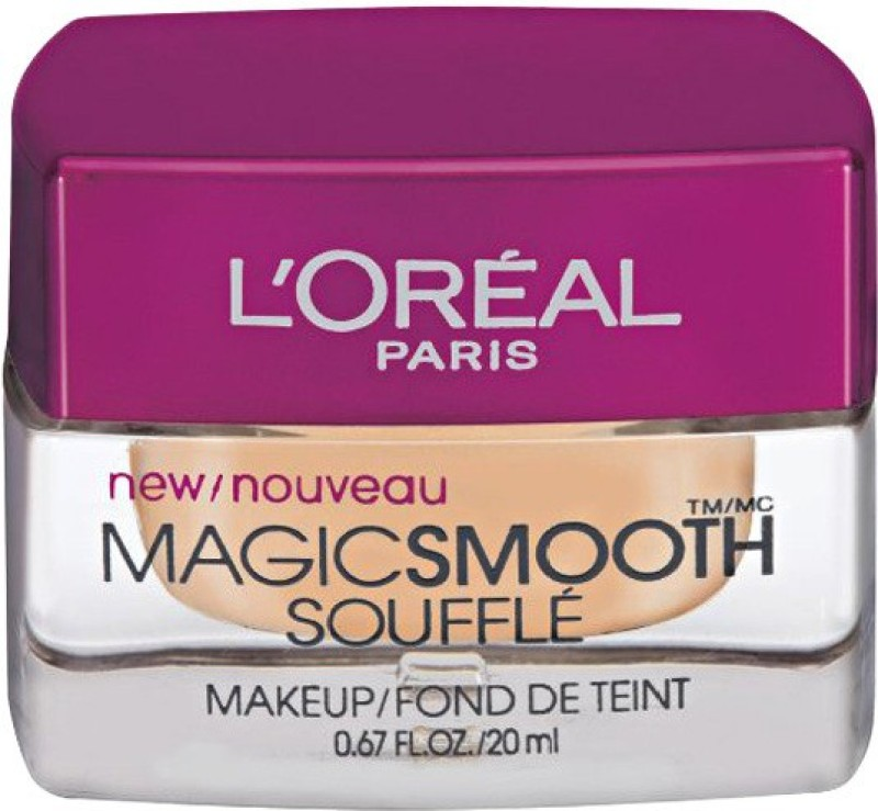L'Oreal Paris Magicsmooth Souffle  Foundation(Sun Beige-530, 20 ml)