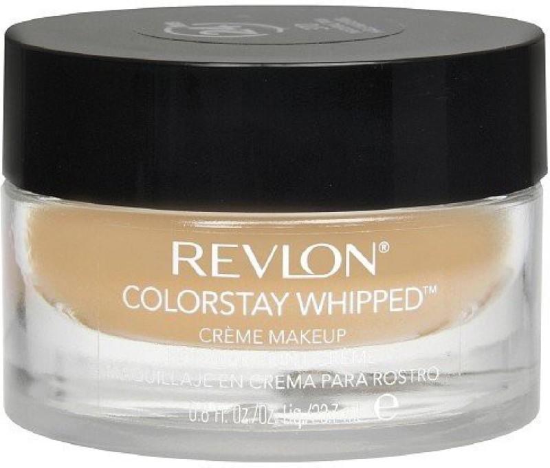 Revlon COLORSTAY WHIPPED CRME MAKE UP NATURAL TAN Foundation(NATURAL TAN, 23.7 ml)