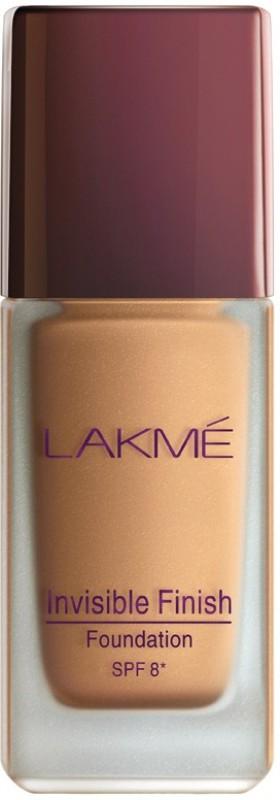 Lakme Invisible Finish SPF 8 Foundation(Shade 02, 25 ml)