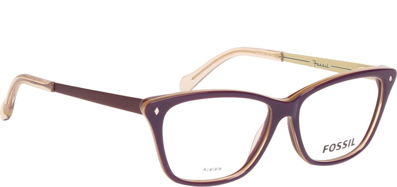 Fossil Full Rim Cat-eyed Frame(54 mm)