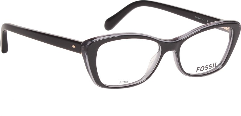 Fossil Full Rim Cat-eyed Frame(53 mm)