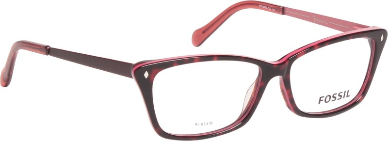 Fossil Full Rim Cat-eyed Frame(55 mm)