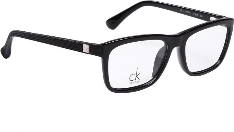 Calvin Klein Full Rim Wayfarer Frame(54 mm)