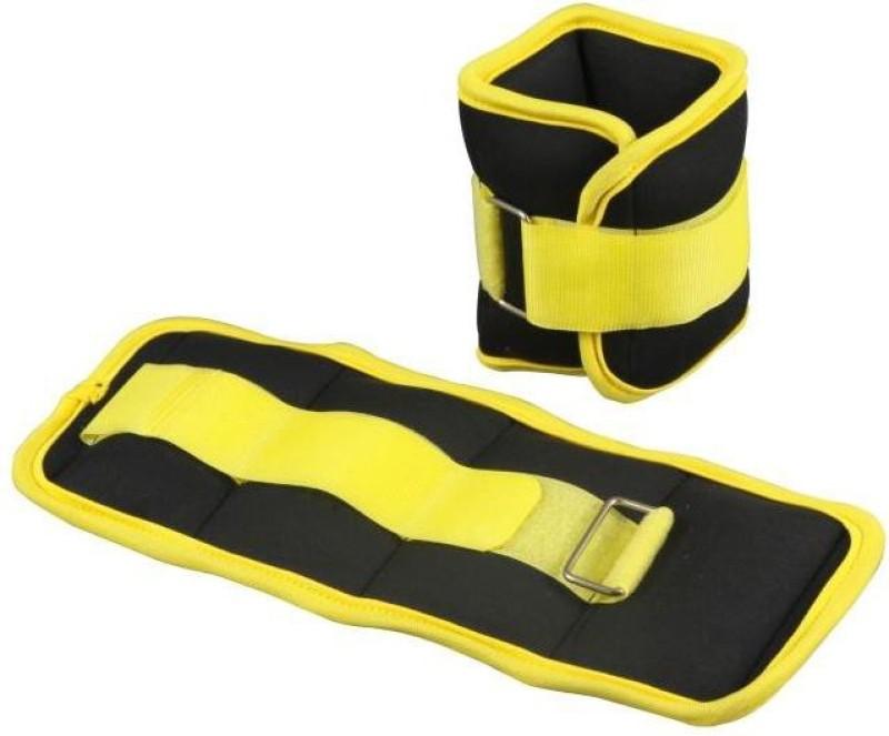 BFitusa One Pair Comfort Black Ankle & Wrist Weight(0.5 Kg)