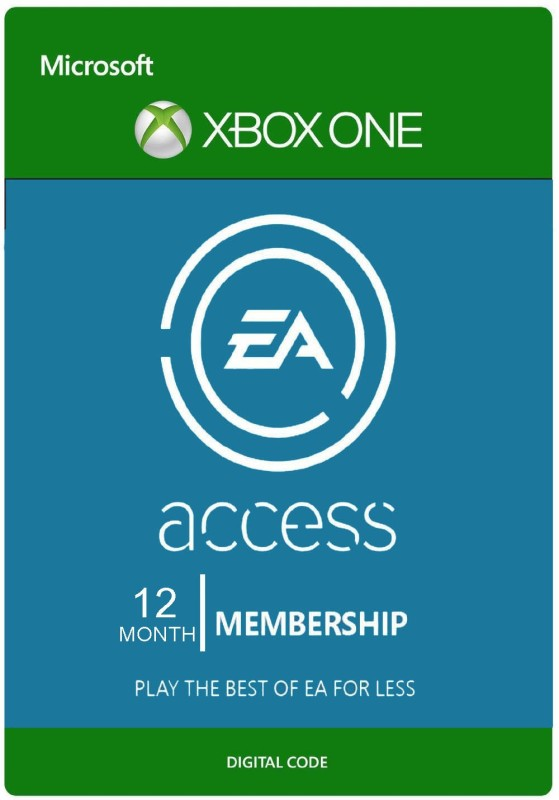 EA ACCESS 12 MONTH XBOX ONE for Xbox One