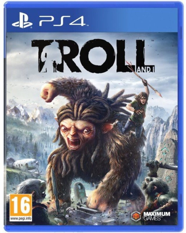 PS4 TROLL AND I for PS4