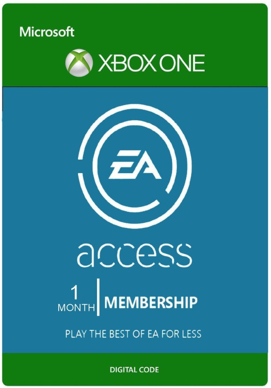 EA ACCESS 1 MONTH XBOX ONE for Xbox One