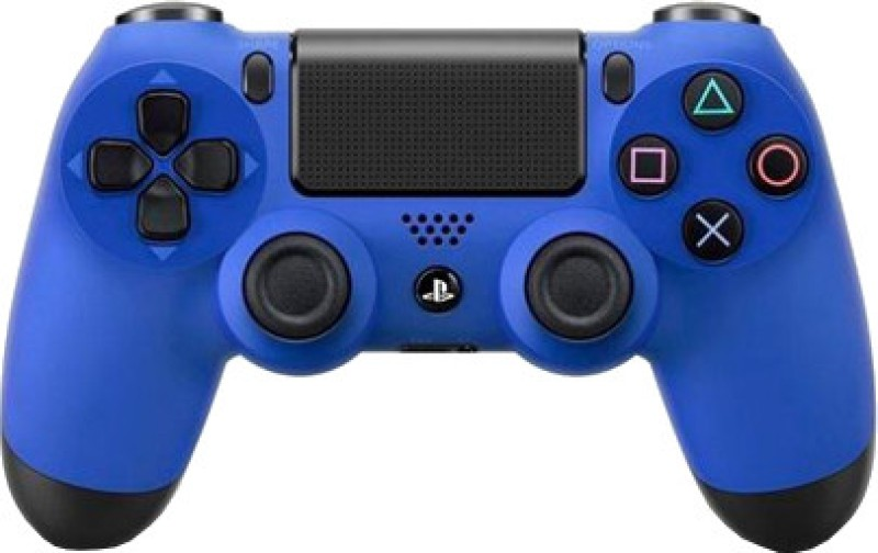 Sony DualShock 4 Wireless Controller  Gamepad(Wave Blue)