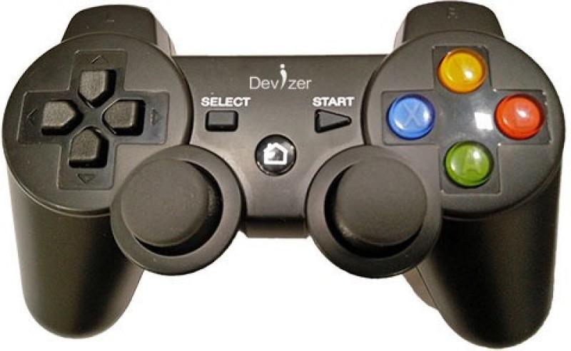 Devizer DGP151BW  Gamepad(Black, For Mac OS, PC)