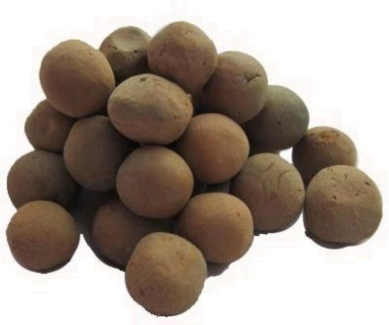 A Bonsai Clay Balls Garden Mulch(Clayey Brown 1.0 kg)
