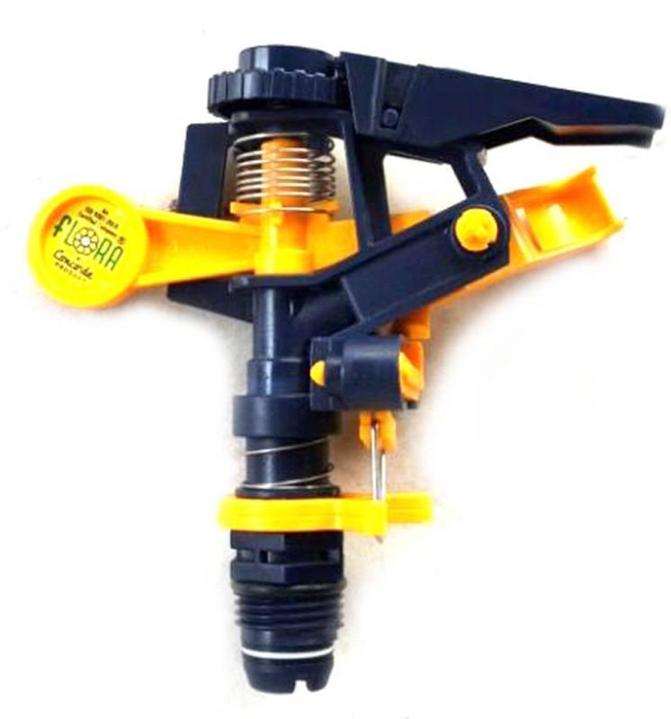 DIY Crafts Impulse Sprinkler 13mm (1/2)M Plastic 1 L Hand Held Sprayer