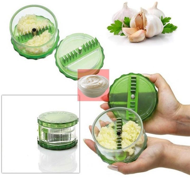 UMATH Garlic Press(Green)