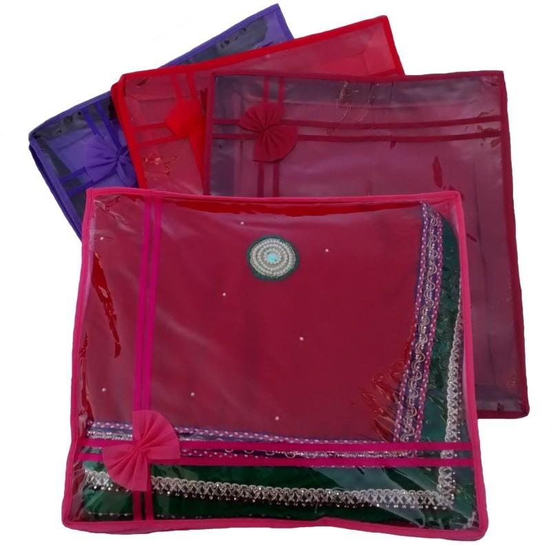indi-bargain-designer-multi-color-set-of-4-tranaparent-double-saree-covermulticolor